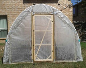 hoophouse front